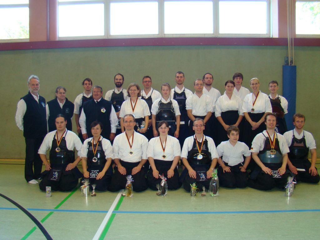 Deutsche Meisterschaft 2013 in Leverkusen