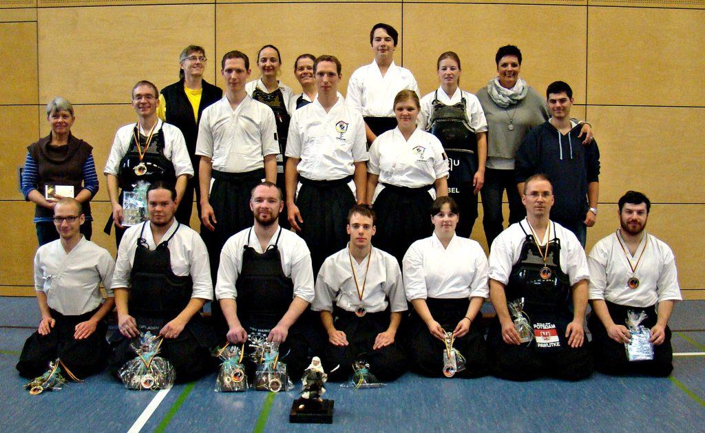 Deutsche Meisterschaft 2015 in Leverkusen
