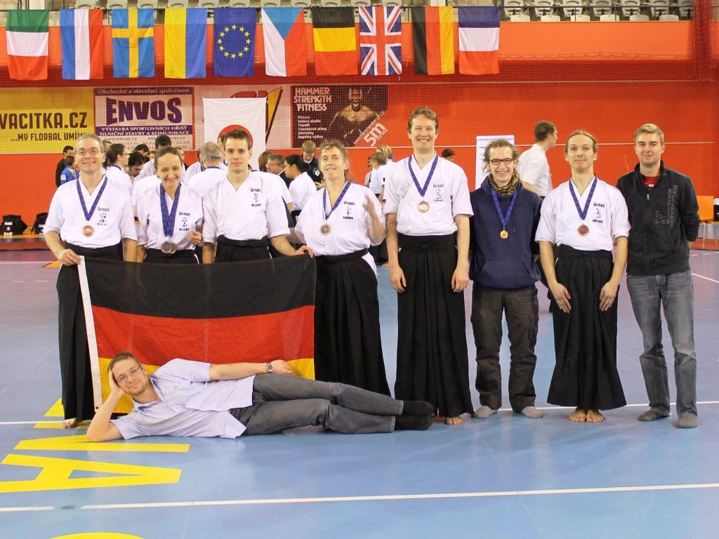 Europameisterschaft 2012 in Prag, Tschechien.