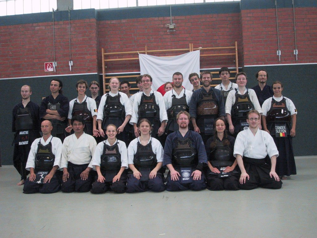 Deutsche Meisterschaft 2004 in Mainz