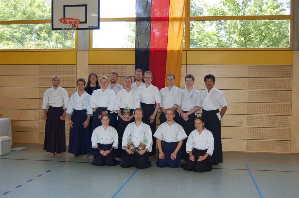 Deutsche Meisterschaft 2006 in Mainz