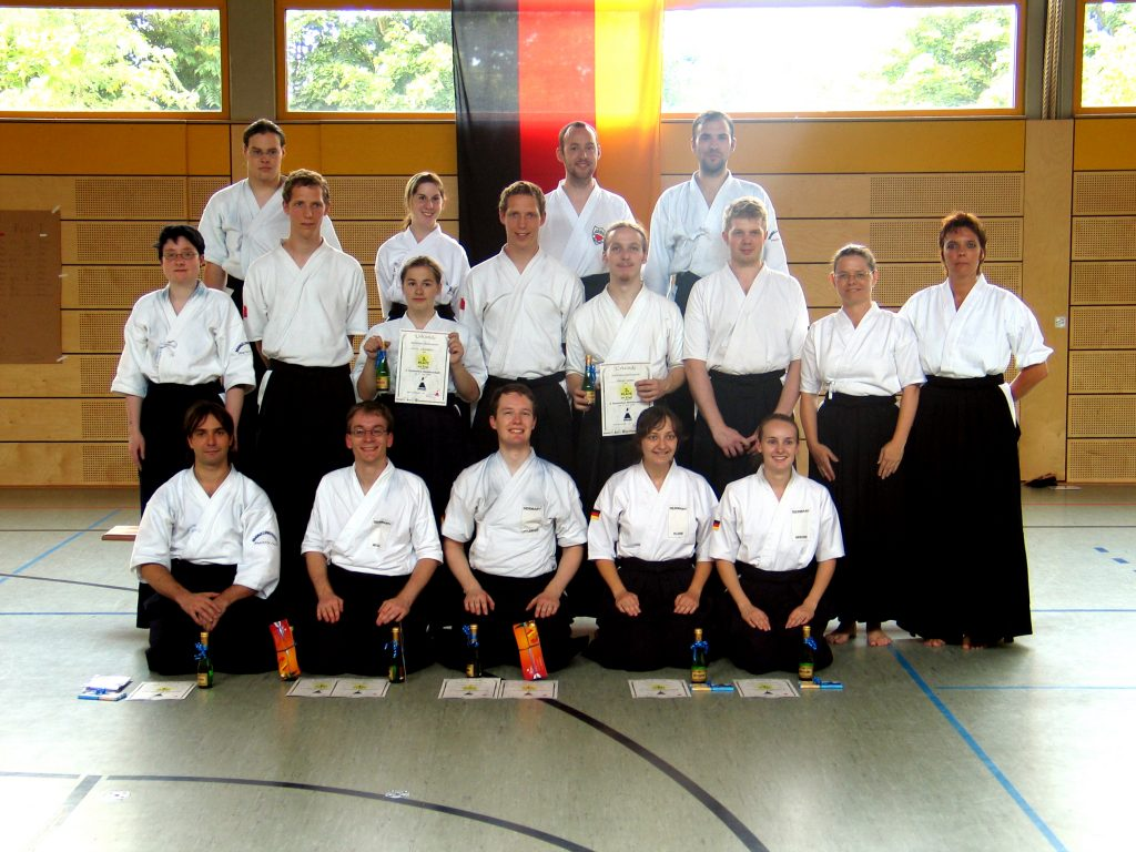 Deutsche Meisterschaft 2008 in Mainz