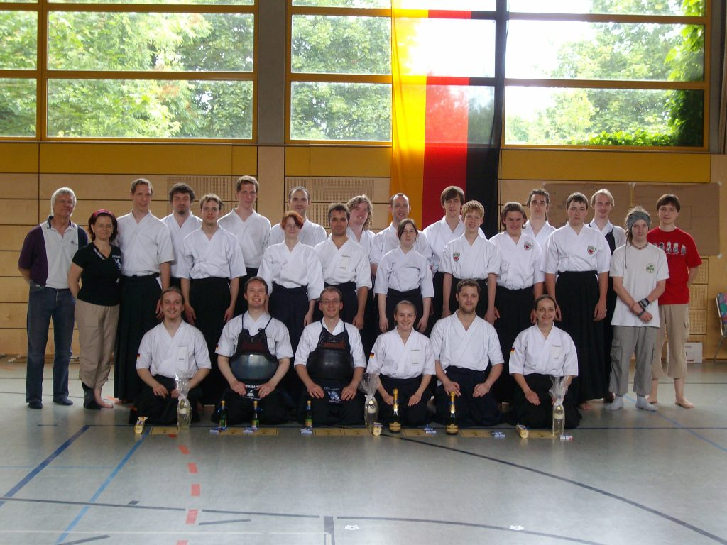 Deutsche Meisterschaft 2009 in Mainz