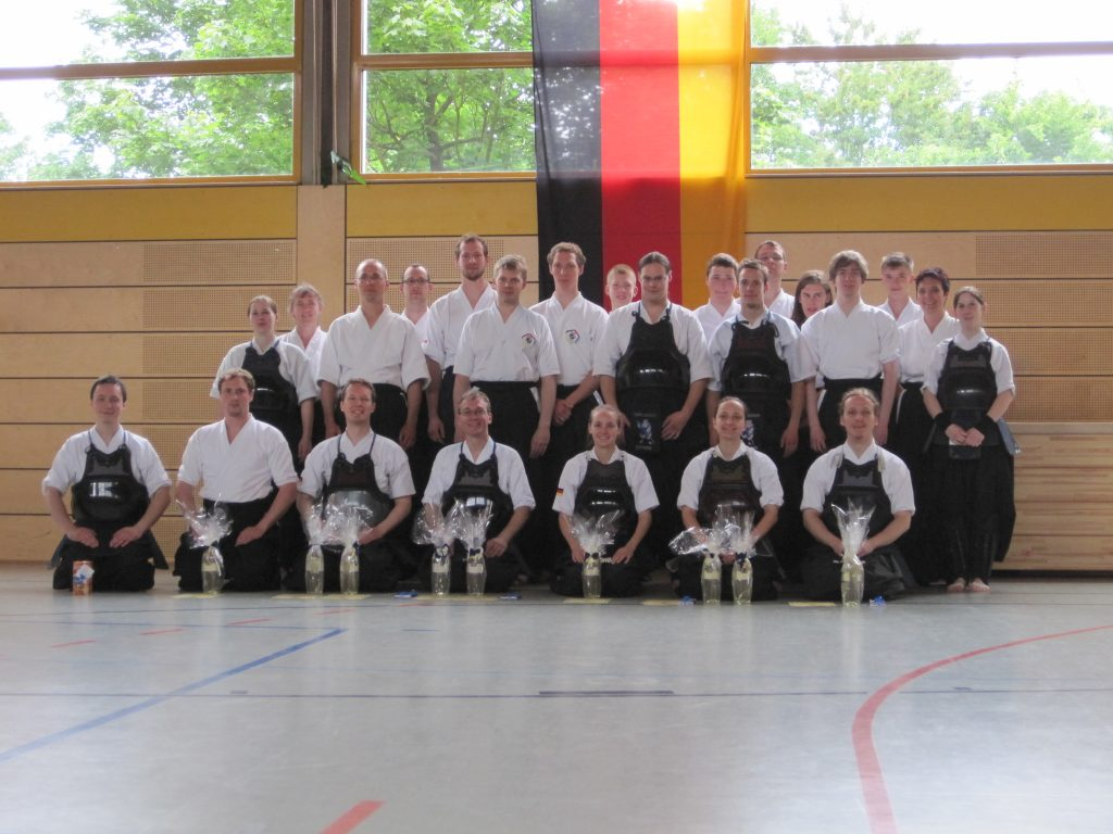Deutsche Meisterschaft 2010 in Mainz