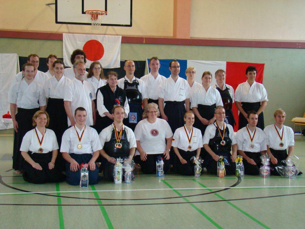 Deutsche Meisterschaft 2012 in Leverkusen
