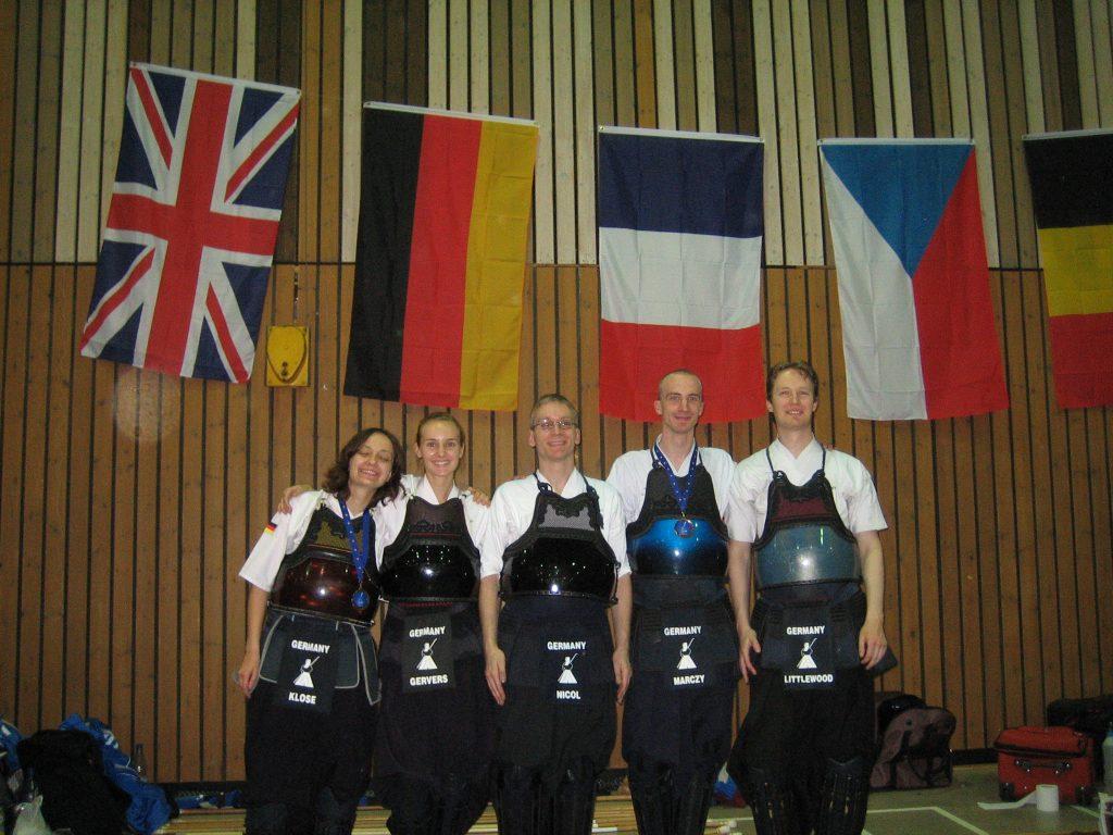 Europameisterschaft 2010 in Mainz, Deutschland
