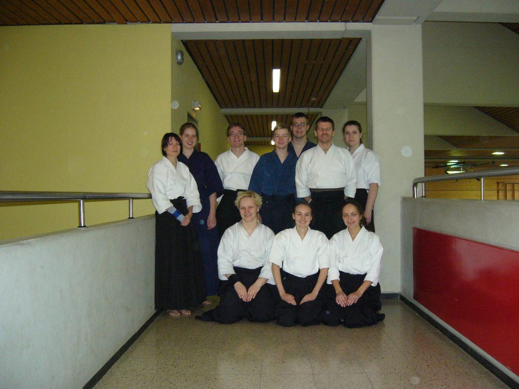Einsteigerseminar 2005 in Mainz
