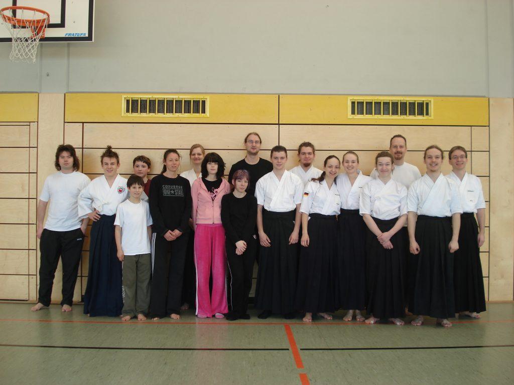 Einsteigerseminar 2008 in Mainz