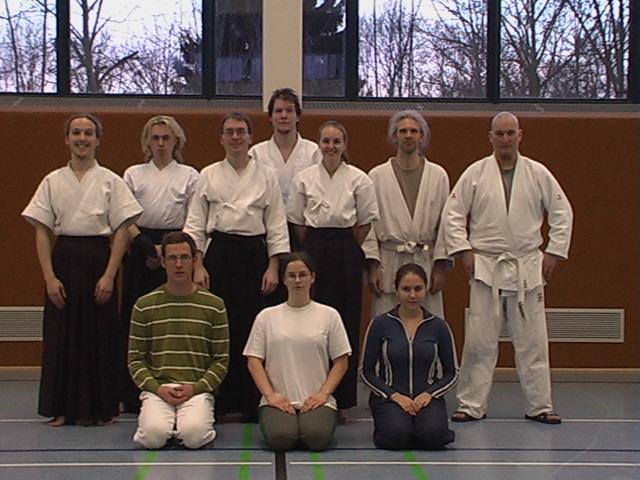 Seminar 2007 in Berlin