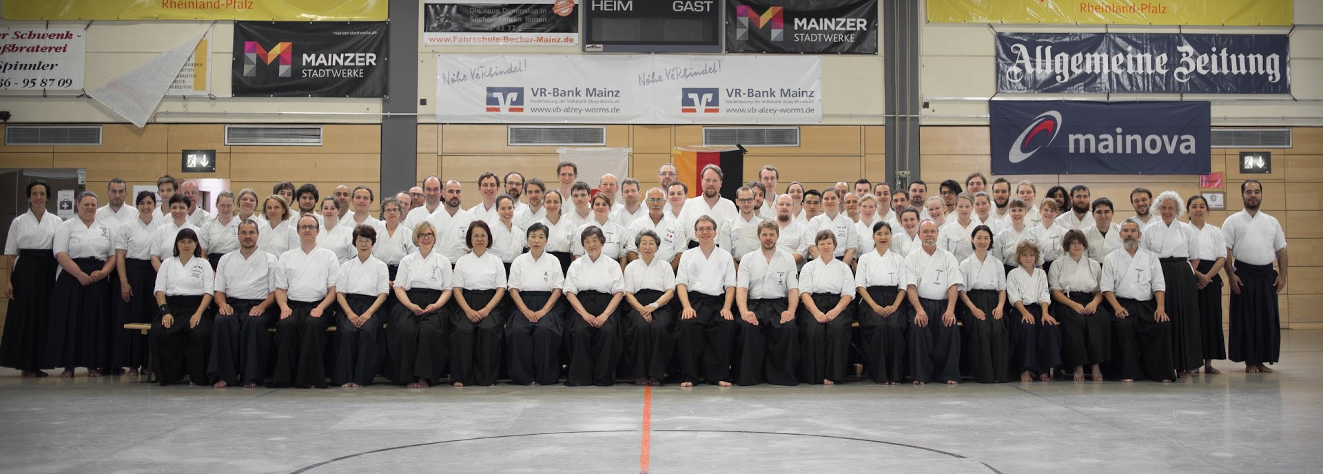 INF Seminar 2017 in Mainz
